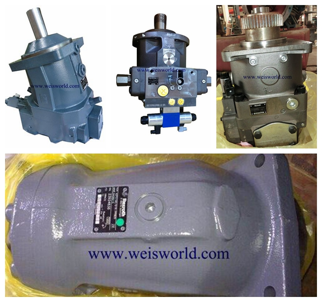 Guidelines and instructions of hydraulic piston pump  using for aluminum extrusion press
