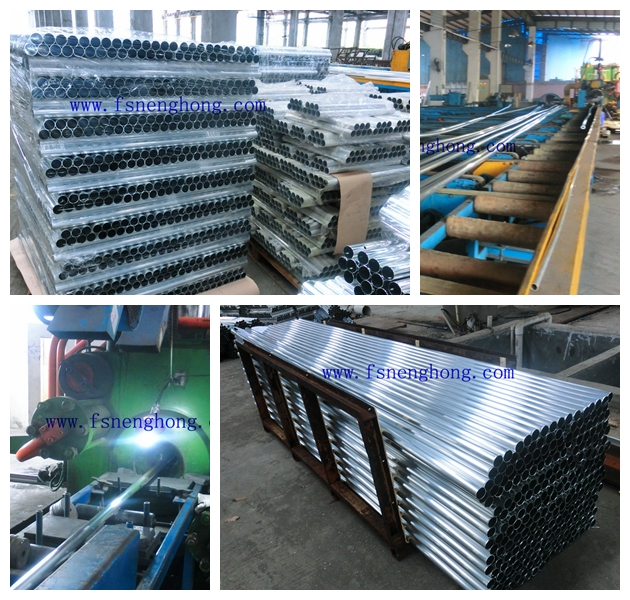 Seamless pipe & seam pipe-Indirect &direct extrusion press