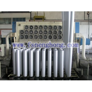 Hot Top Aluminum Billet Casting System