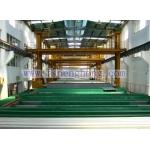 Aluminum Profile Anodizing And Electrophoresis Production Line