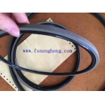 Isolating ring-Packing Seals