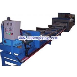 Wood and Flower Grain Transfer Machine For Aluminum Profile