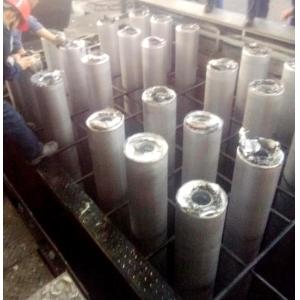 Hollow Aluminum Billet Casting System.