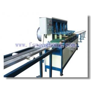Aluminum Profile Lines Brushing Machine