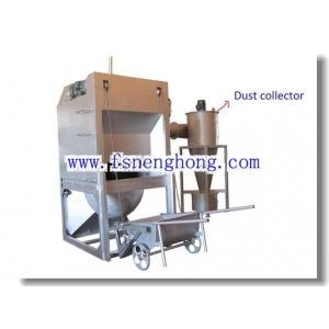 Semi-Automatic Aluminium Hot Dross Recycling Machine